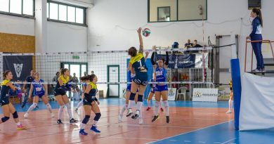 VBC Viterbo – Unomaglia Valdarnoinsieme FI 2-3