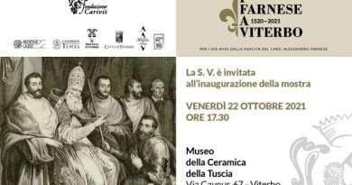 """I Farnese a Viterbo"""