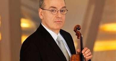 """Omaggio a Schubert del quartetto Philhamonische Camerata Berlin al festival """"I Bemolli sono blu-Viterbo in musica"""""""