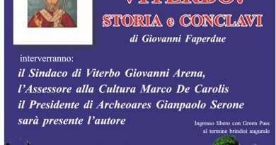 Viterbo: Storia e Conclavi, presentazione del libro di Giovanni Faperdue