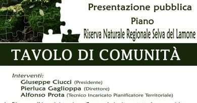 I Tavoli di Comunità al Lamone presso Palazzo della Rocca di Farnese