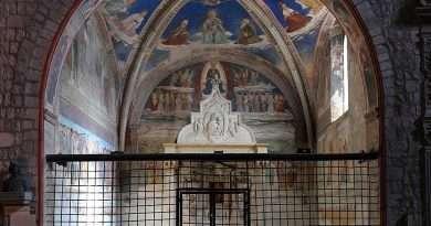 Visite guidate al cantiere di restauro della Cappella Mazzatosta